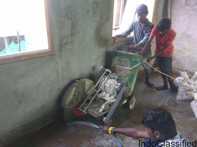 Ganmar Rcc slab cutting contractors in chennai india