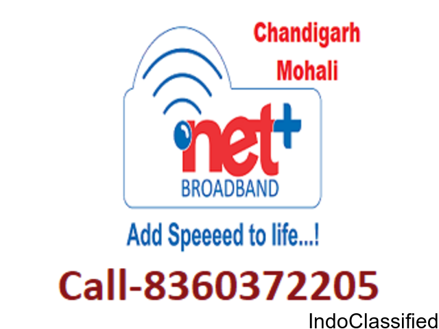 Fastway Netplus Broadband Services In Mohali, Chandigarh