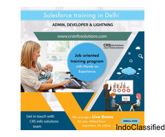 Salesforce online training in Delhi