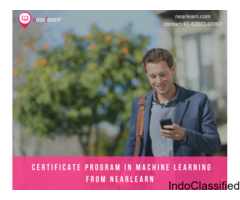 Machine learning python online training Bangalore