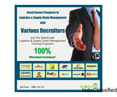 get job in logistics industry join safeducate.