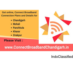 High speed internet service provider in Mohali & Chandigarh - CONNECT broadband