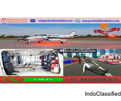 Instant and Safe Air Ambulance Service in Aurangabad with Medical Team