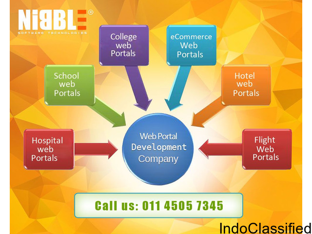 Best Web portal development company