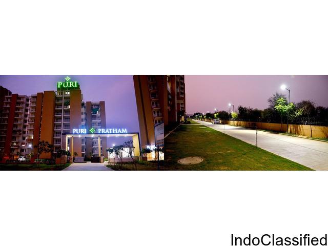 Puri pratham - puri constructions Faridabad - pratham greater Faridabad