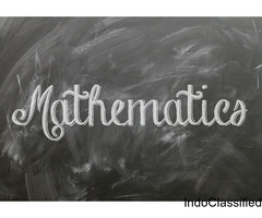 Math Home Tutor in Noida