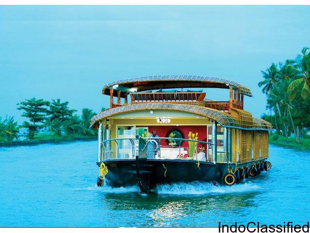 Blue Lotus Houseboats - Luxury houseboats Kerala