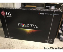 LG OLED65B6P Flat 65–Inch 4K Ultra HD TV