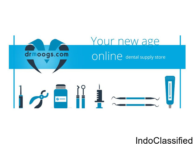 Best Online Dental Store in India | Dr Moogs