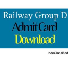 Railway Admit Card