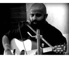 Anish Nair - Singer Guitarist