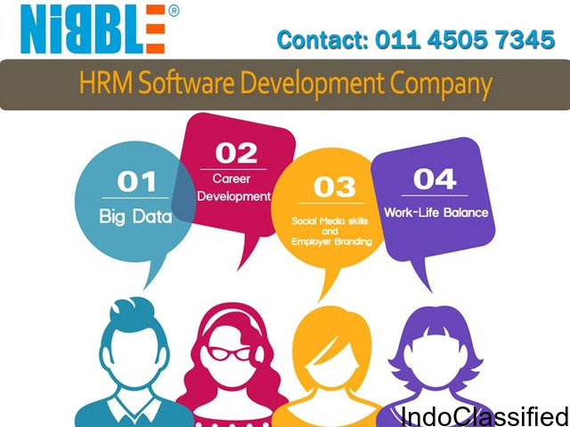 Best HRM Application Development Company in india