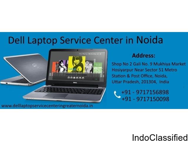 Dell Laptop Service Center in Noida