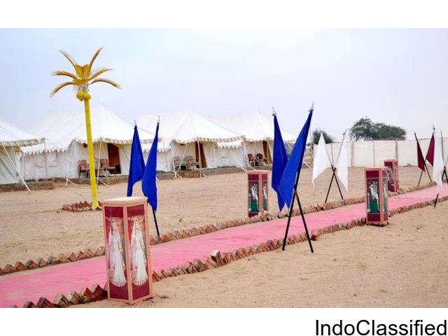 Best Budget Luxury Desert Safari Camping in Jaisalmer