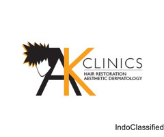 AK Clinics - Hair Transplant In Delhi