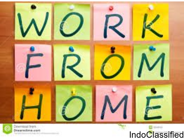 Internet Base Work as Part Time
