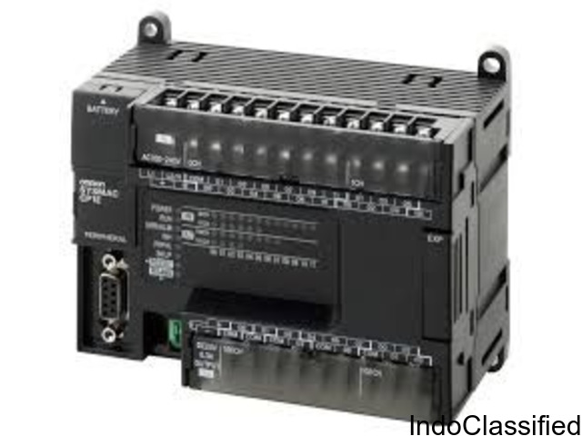 OMRON CP1E  Data Trace Automation