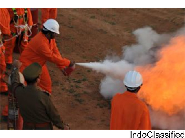 Fire and Safety Diploma Courses Training Program in Hyderabad, India