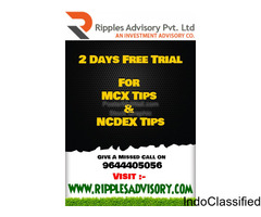 Commodity Tips By Ripples Advisory