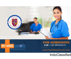 Study MBBS Abroad | My MBBS Abroad | Trinity School Of Medicine