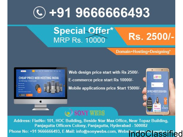 Best Mobile Applications Company In Hyderabad