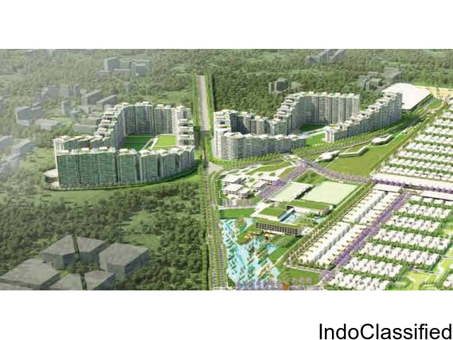 Embassy Edge Luxury Residential Apartments For Sale in North Bangalore at Devanahalli