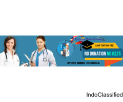 Affordable MBBS In China | Study MBBS In China Fee Structure