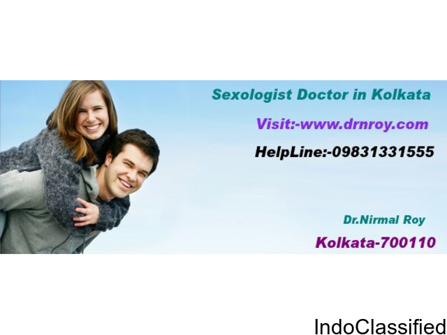 Sexologist Doctor in Kolkata,india Dr.Nirmal Roy ( Sexologist )