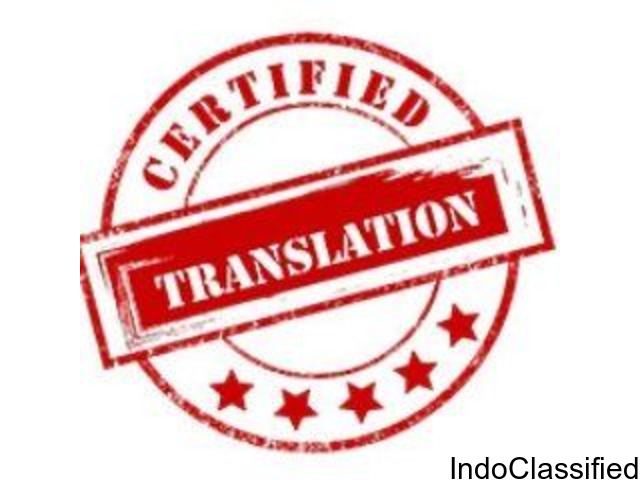 Certified Translations in Tamil Nadu