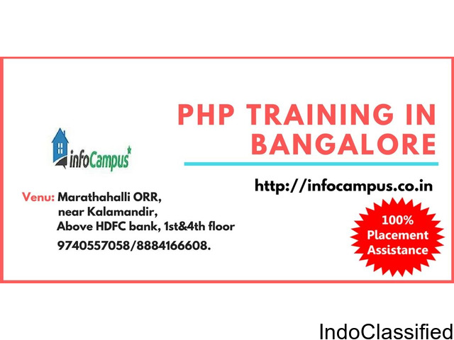 Php Traigning In Bangalore