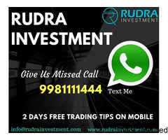 Rudra Investment Expert Give More Profitable Commodity Tips