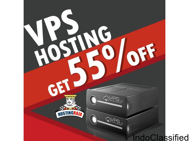 Best VPS Hosting offer and deals from HostingRaja