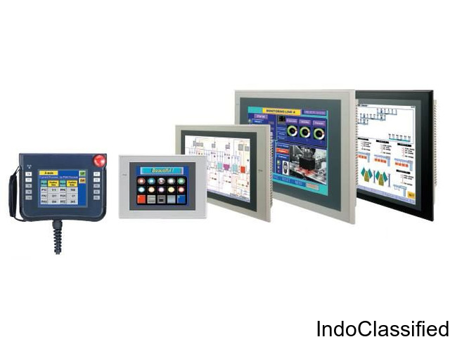 Omron Economical HMI Display in Chennai, NB, NS, NA Series HMI | Data Trace Automation.
