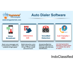 Powerful Auto Dialer & VoiceBroadcast Software