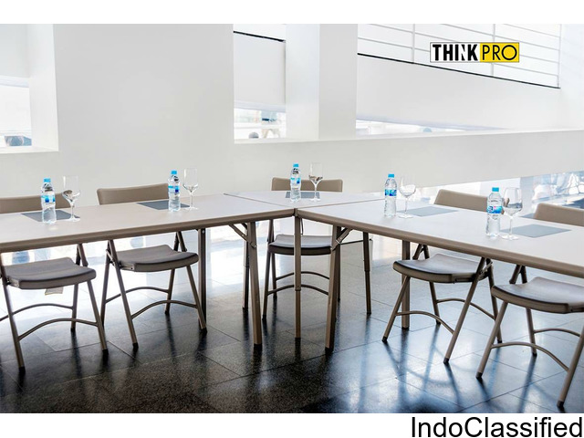 Folding Tables and Chairs - ThinkPro