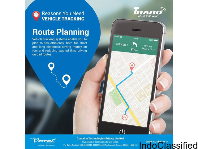 Vehicle Tracking Systems in India