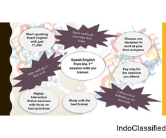 Spoken English Classes Wherever You Are