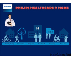 Philips healthcare in India provides best respiratory home care.