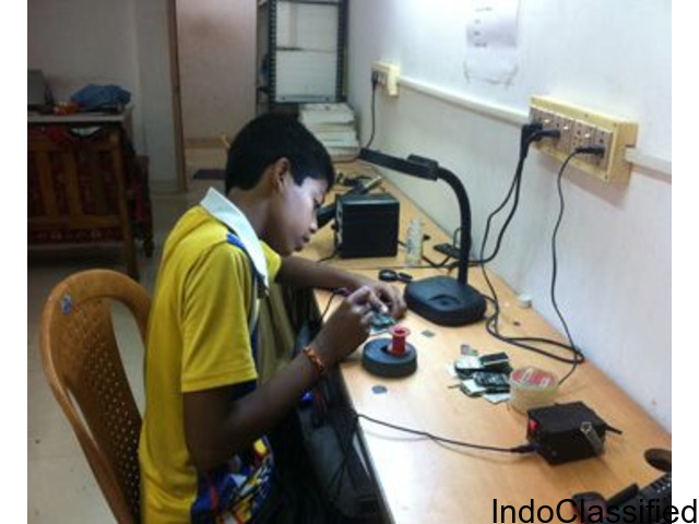 Mobile Phone and Laptop Repair Training SK Computer Technologies