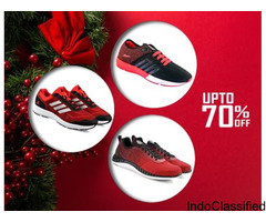 Buy Exclusive Sports Shoes At 81% Discount