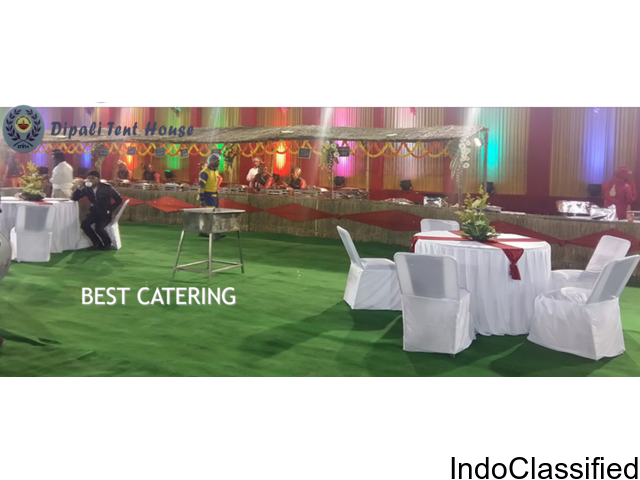 Best Catering Services In Patna   Top Marriage Hall In Patna - Dipali Tent House