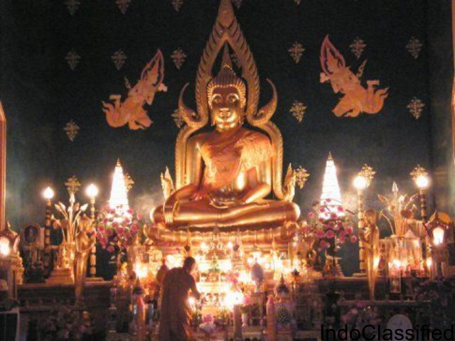 Best Buddhist Tour Packages in India | The Buddha Pilgrimage