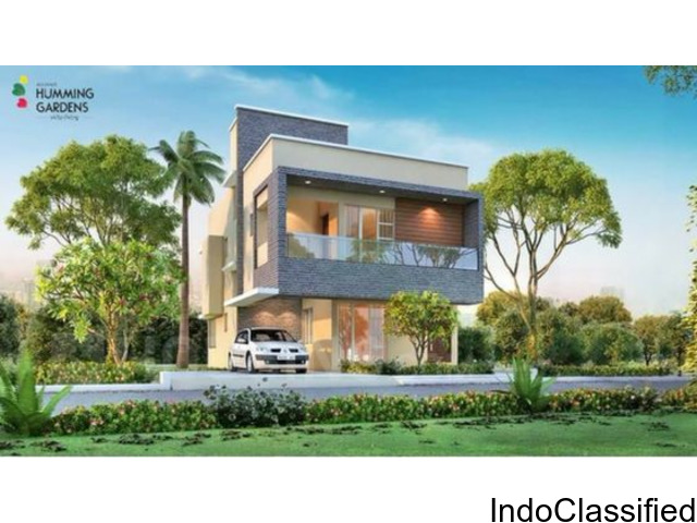Individual villas for sale in OMR - Alliance Humming Gardens
