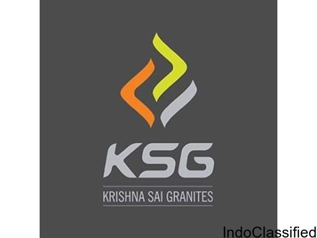 Top Marble and Granite Manufacturers in india   Krishna Sai Granites (KSG)
