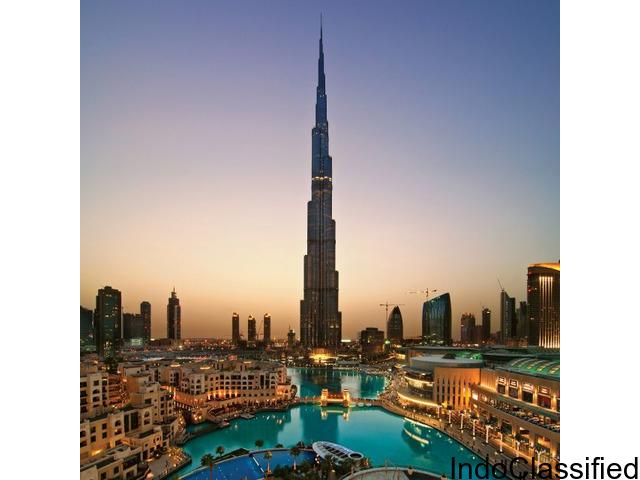 DUBAI PACKAGE (may fair hotel)