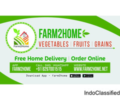 Best Online Grocery Store in Hyderabad | Save Big on Grocery Shopping | Farm2Home