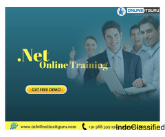.Net Online Training Hyderabad | Get 30% Off