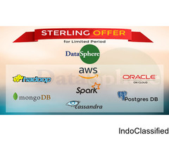 AWS, BigData, oracle on cloud - classroom , online, elearning training @ datasphere