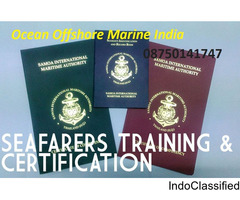 BOSIET , HUET , H2S , FRC FRB HLO PSCRB Offshore Marine Training