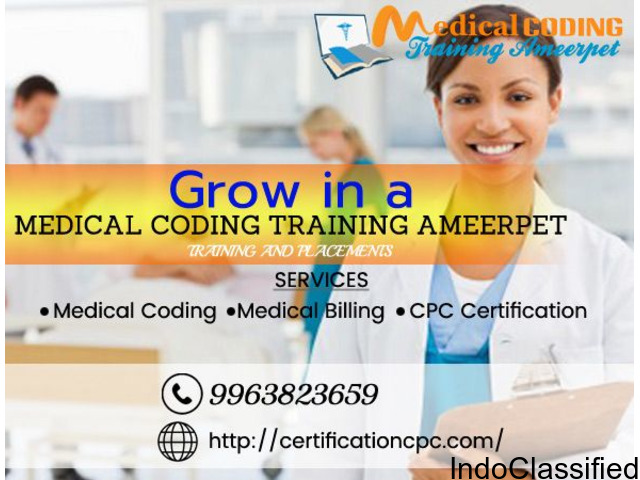 Medical Coding Training Ameerpet | CPC Certification